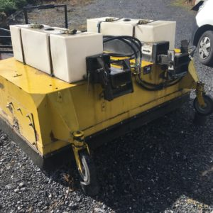 Multisweep 725 - Road Sweeper Machine