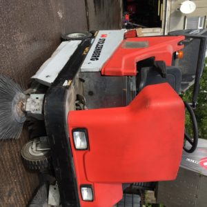 Stolzenberg 1500 Industrial Sweeper