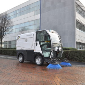 Car Park sweeper
