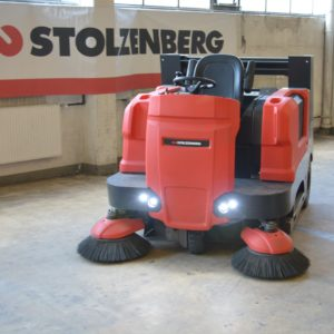 TT1800 Industrial Sweeper from Stolzenberg
