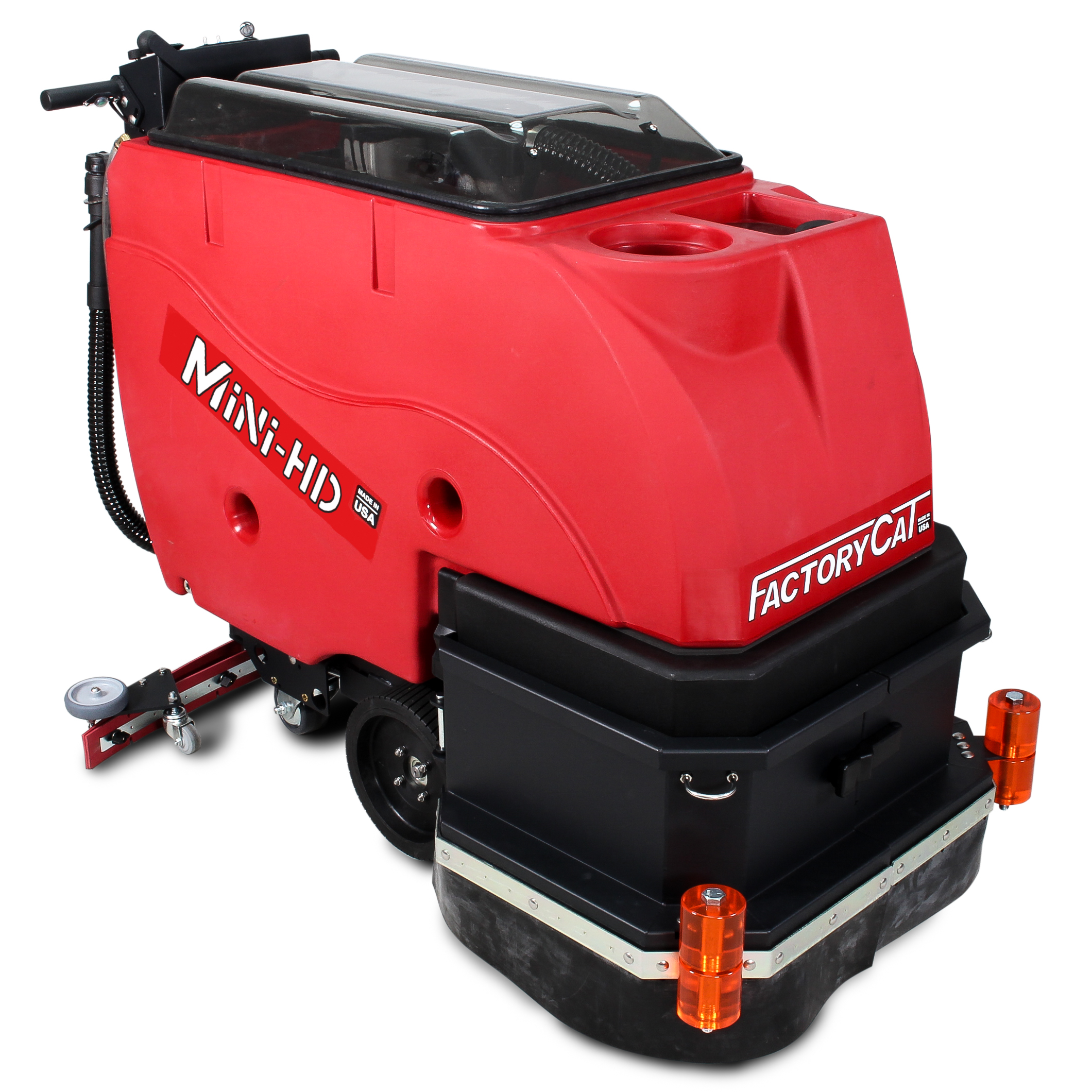 Mini Scrubber Dryer