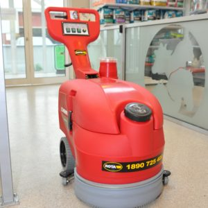 Scrubber-dryer